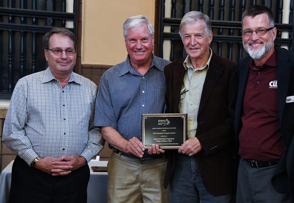 CWI Program Award Winners