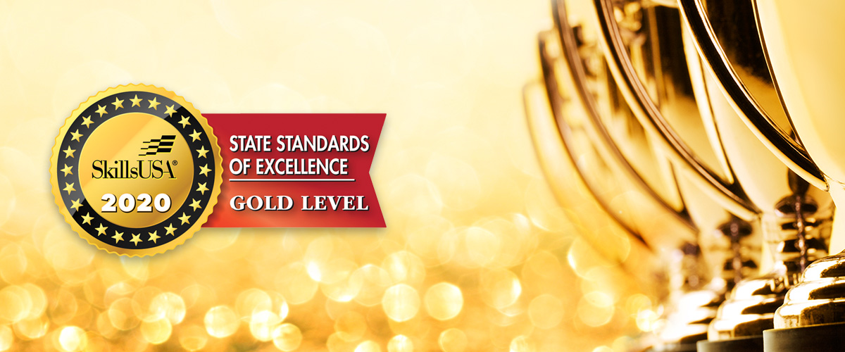SkilsUSA State Standards of Excellence Gold Level